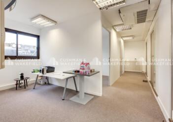 Location coworking Paris 8 Cushman & Wakefield