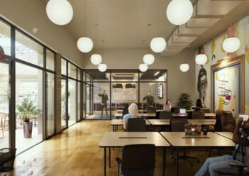 Location coworking Paris 9 Cushman & Wakefield