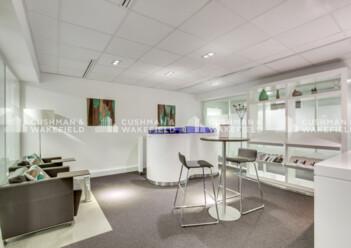 Location coworking Paris 12 Cushman & Wakefield