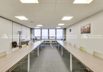 Location salle de réunion Paris 15 Cushman & Wakefield