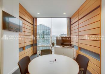 Location salle de réunion Paris 19 Cushman & Wakefield