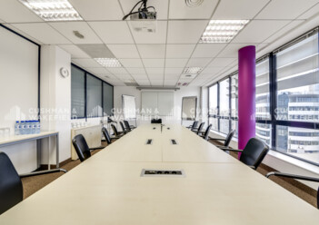 Location salle de réunion Lyon 3 Cushman & Wakefield