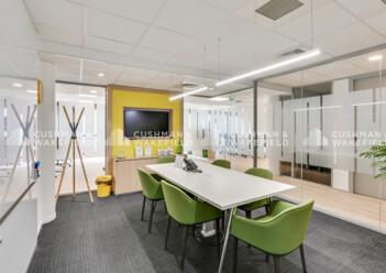 Location salle de réunion Lyon 7 Cushman & Wakefield