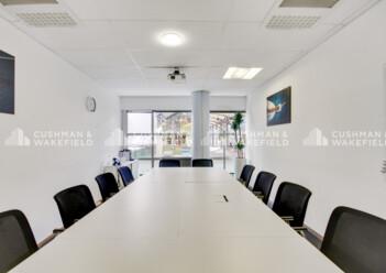 Location salle de réunion Lyon 9 Cushman & Wakefield