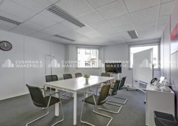 Location salle de réunion Rouen Cushman & Wakefield