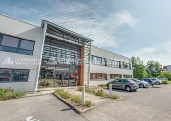 Location bureaux Saint-Priest Cushman & Wakefield