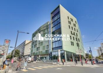 Location bureaux Lyon 7 Cushman & Wakefield