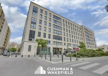 Location bureaux Marseille 10 Cushman & Wakefield