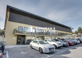 Location bureaux Cagnes-sur-Mer Cushman & Wakefield