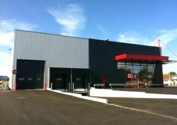Location entrepôts / activité Obernai Cushman & Wakefield