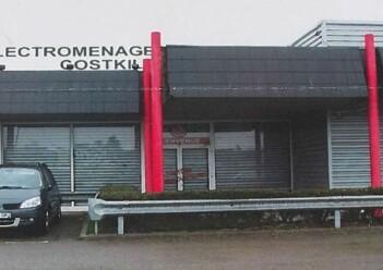 Location commerce Coignières Cushman & Wakefield