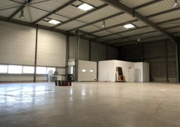 Location entrepôts / logistique Colmar Cushman & Wakefield