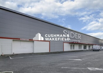Achat entrepôts / activité Villeurbanne Cushman & Wakefield
