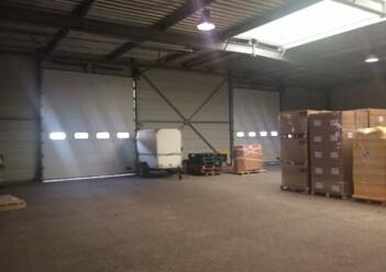 Location entrepôts / logistique Fegersheim Cushman & Wakefield