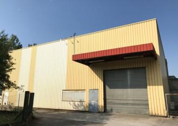 Location entrepôts / activité Dijon Cushman & Wakefield