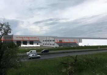 Location entrepôts / activité Yvrac Cushman & Wakefield
