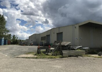 Location entrepôts / activité Bassens Cushman & Wakefield