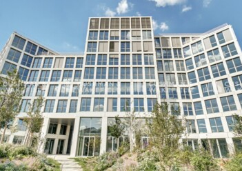 Location bureaux Aubervilliers Cushman & Wakefield