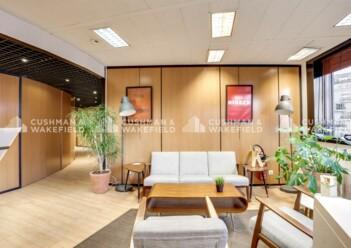 Location bureau privatif Levallois-Perret Cushman & Wakefield