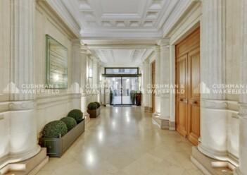 Location bureau privatif Paris 2 Cushman & Wakefield