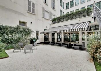 Location bureau privatif Paris 8 Cushman & Wakefield