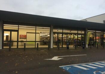 Location commerce Talant Cushman & Wakefield