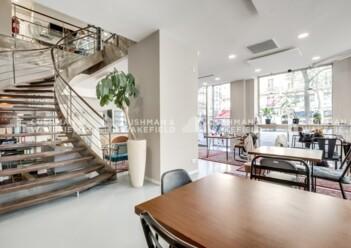 Location bureau privatif Paris 3 Cushman & Wakefield
