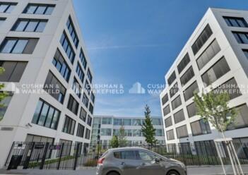 Location bureaux Vaulx-en-Velin Cushman & Wakefield