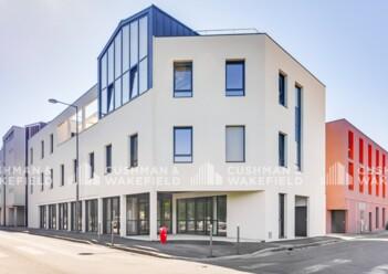 Vente ou Location bureaux Villeurbanne Cushman & Wakefield
