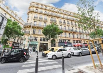 Location bureaux Marseille 2 Cushman & Wakefield