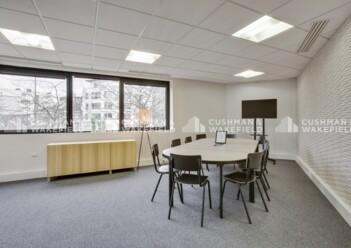 Location bureau privatif Rueil-Malmaison Cushman & Wakefield