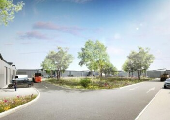 Vente entrepôts / logistique Bassens Cushman & Wakefield