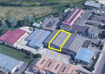 Vente entrepôts / logistique Dijon Cushman & Wakefield