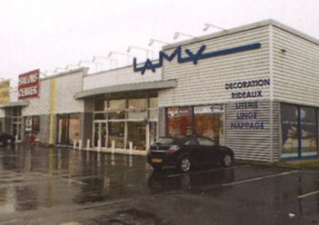 Location commerce Saint-Memmie Cushman & Wakefield