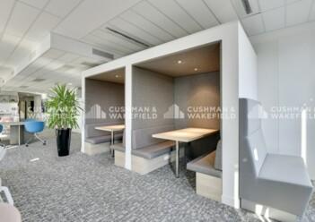 Location bureau privatif Bordeaux Cushman & Wakefield