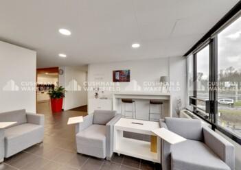 Location bureau privé Meylan Cushman & Wakefield