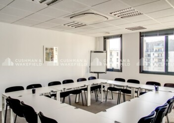 Location bureau privatif Reims Cushman & Wakefield