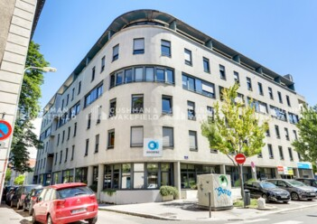 Location bureaux Lyon 3 Cushman & Wakefield