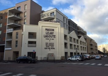 Achat commerce Dijon Cushman & Wakefield