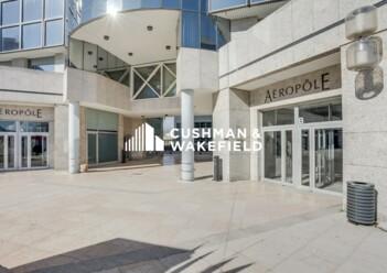 Location bureaux Nice Cushman & Wakefield