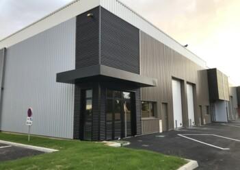 Location entrepôts / logistique Melesse Cushman & Wakefield