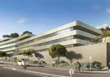 Location bureaux Marseille 16 Cushman & Wakefield