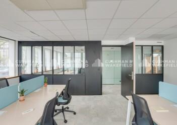 Location bureau privatif Neuilly-sur-Seine Cushman & Wakefield