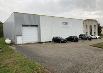 Location entrepôts / activité Lentilly Cushman & Wakefield