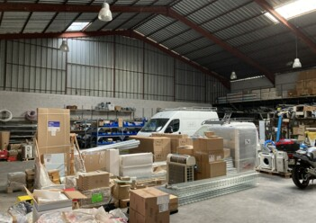 Location entrepôts / logistique Marseille 15 Cushman & Wakefield