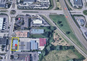Achat ou Location entrepôts / activité Dijon Cushman & Wakefield