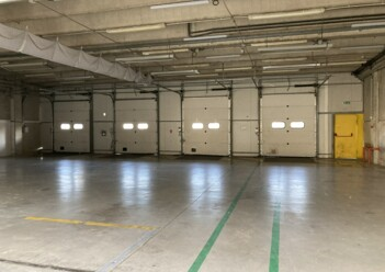 Location entrepôts / activité Aix-en-Provence Cushman & Wakefield
