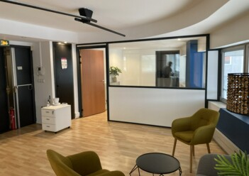 Location bureaux Villeurbanne Cushman & Wakefield